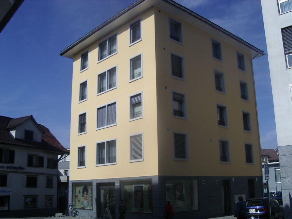 Mehrfamilienhäuser 9