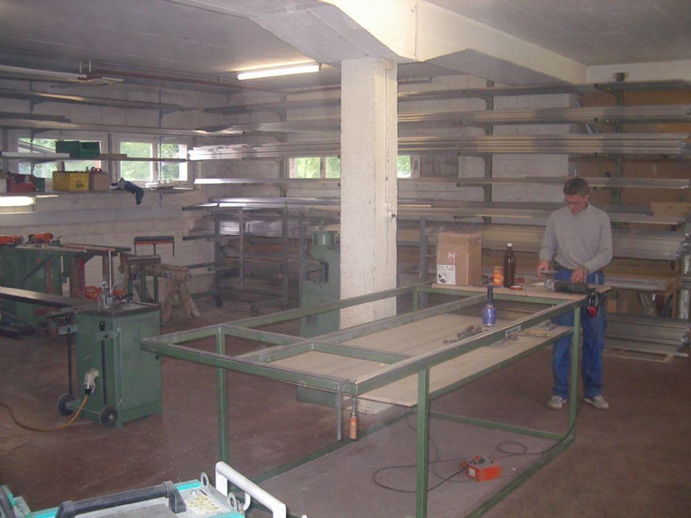 Werkstatt und Büro 3