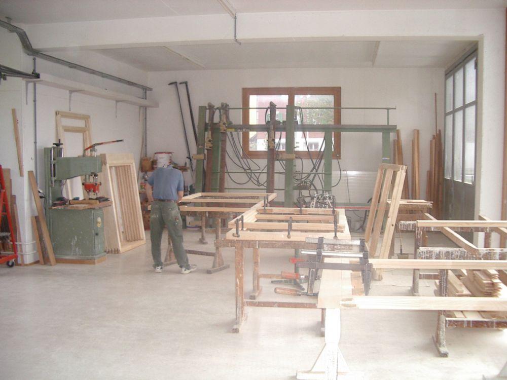 Werkstatt und Büro 11